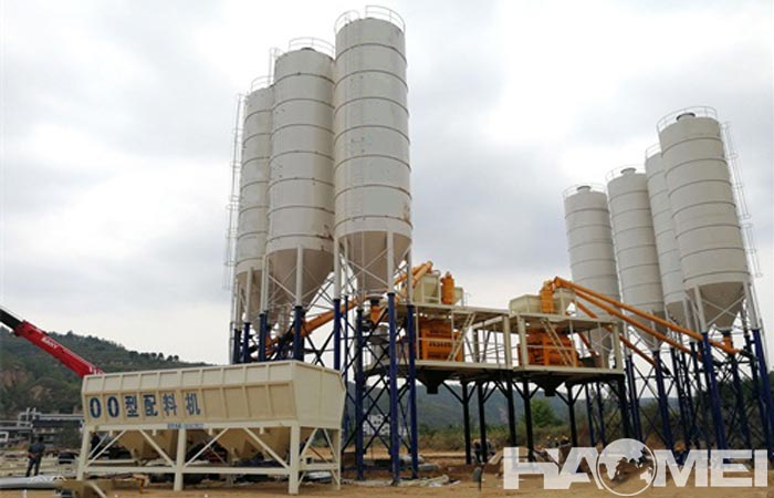 batching plant made in china