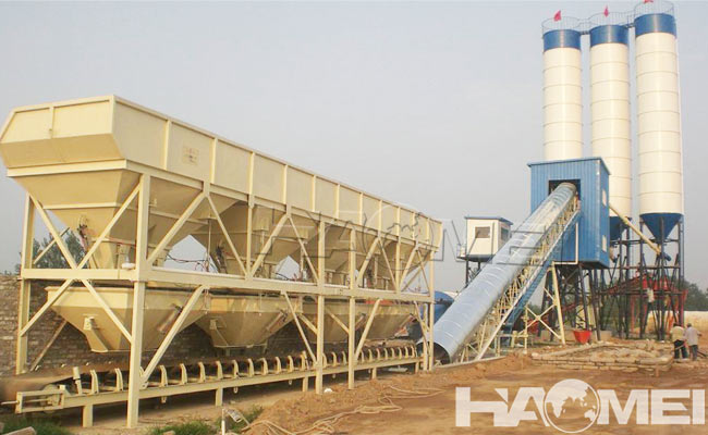 Cost of Ready Mix Concrete Batching Plant